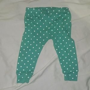 Carter's Bottoms - Polka Dot Leggings